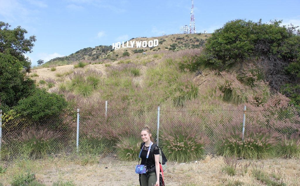 Voyage avec Bébé à Hollywood Maman Dream
