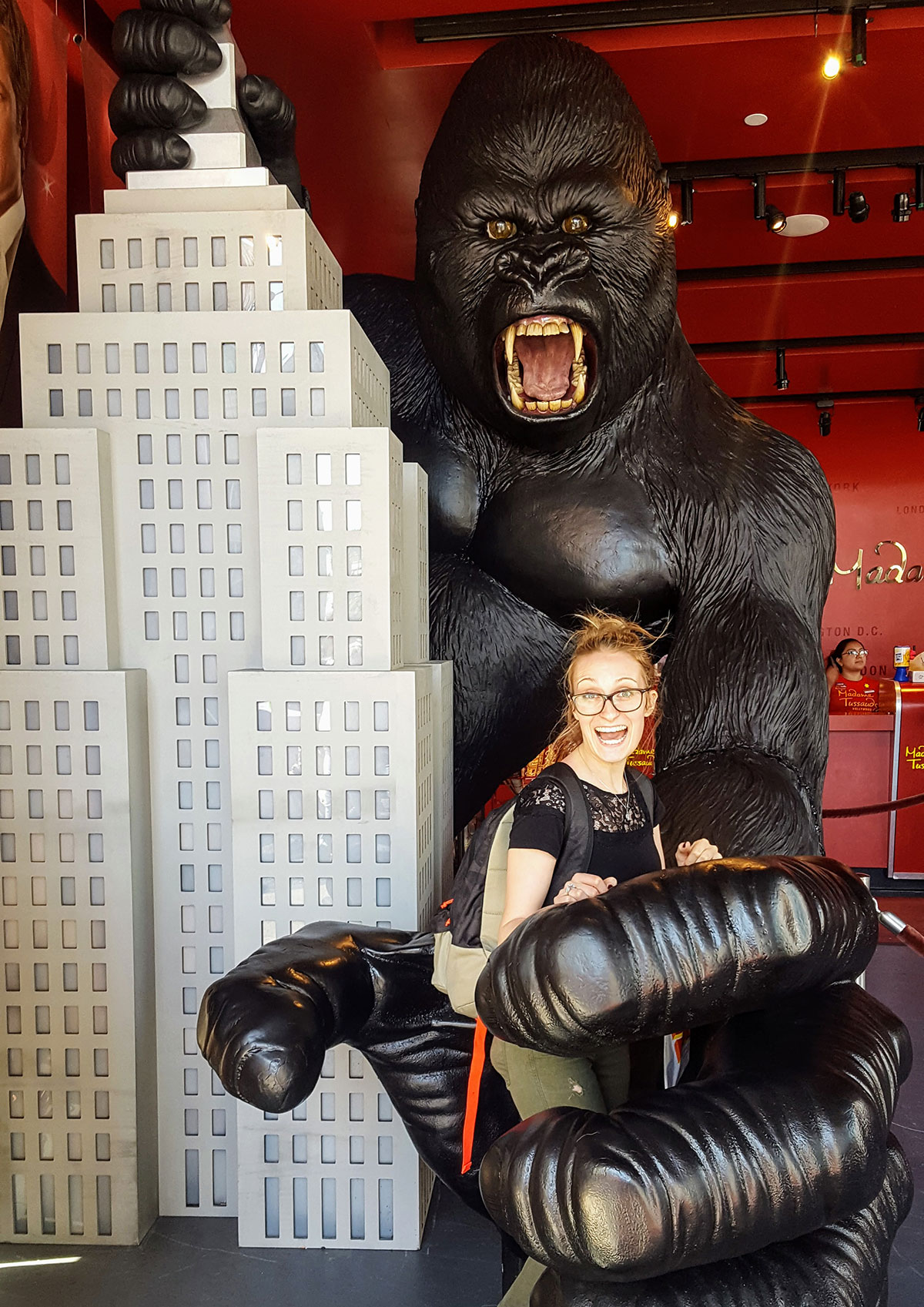 King Kong Hollywood Bd Maman Dream