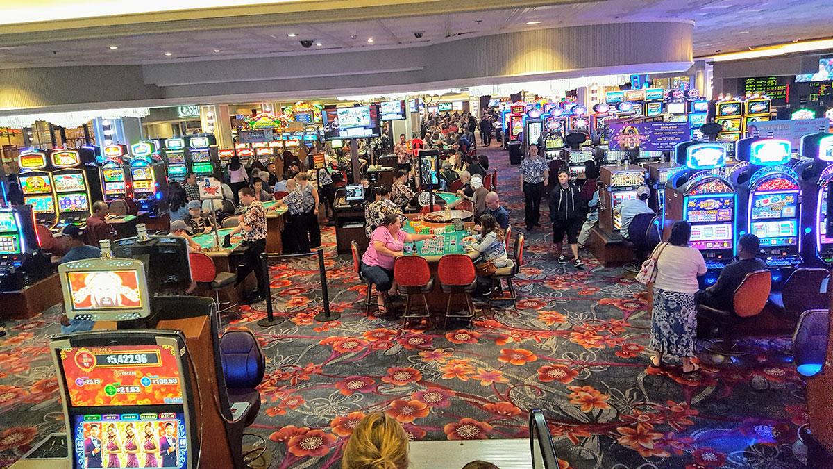 Casino Hôtel California road trip Maman Dream