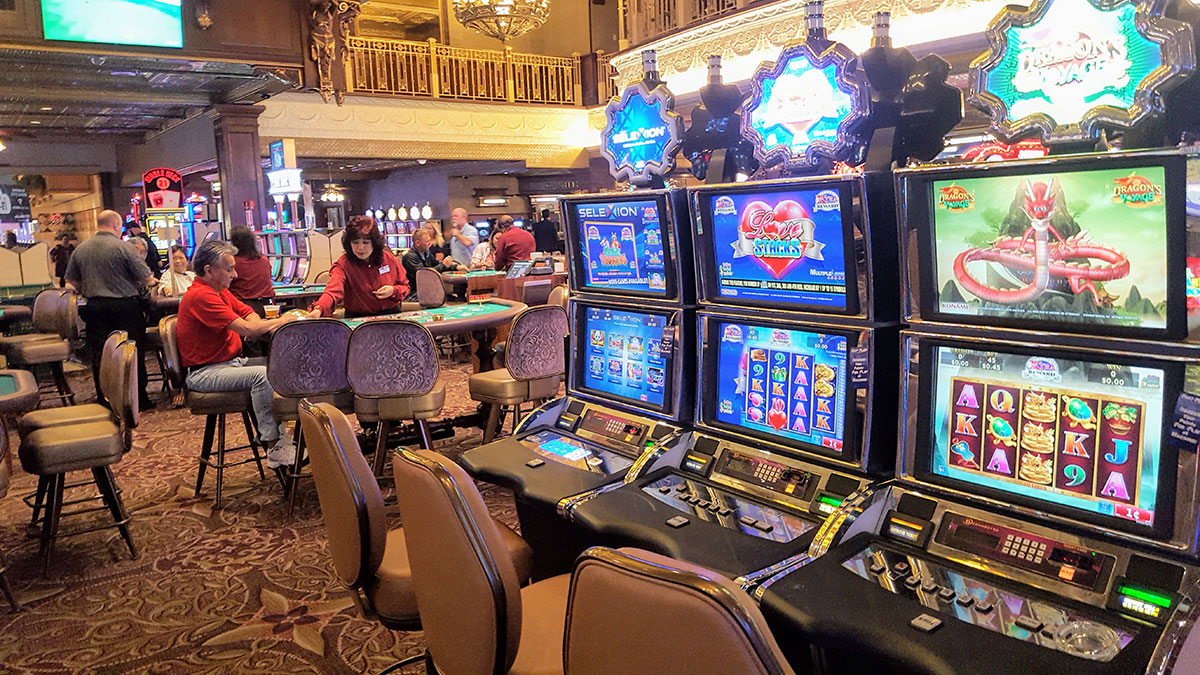 Casino road trip Maman Dream
