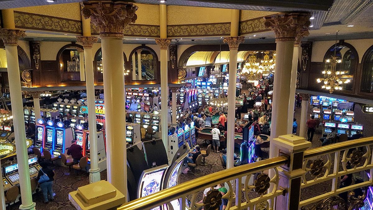 Casinos Las Vegas road trip Maman Dream