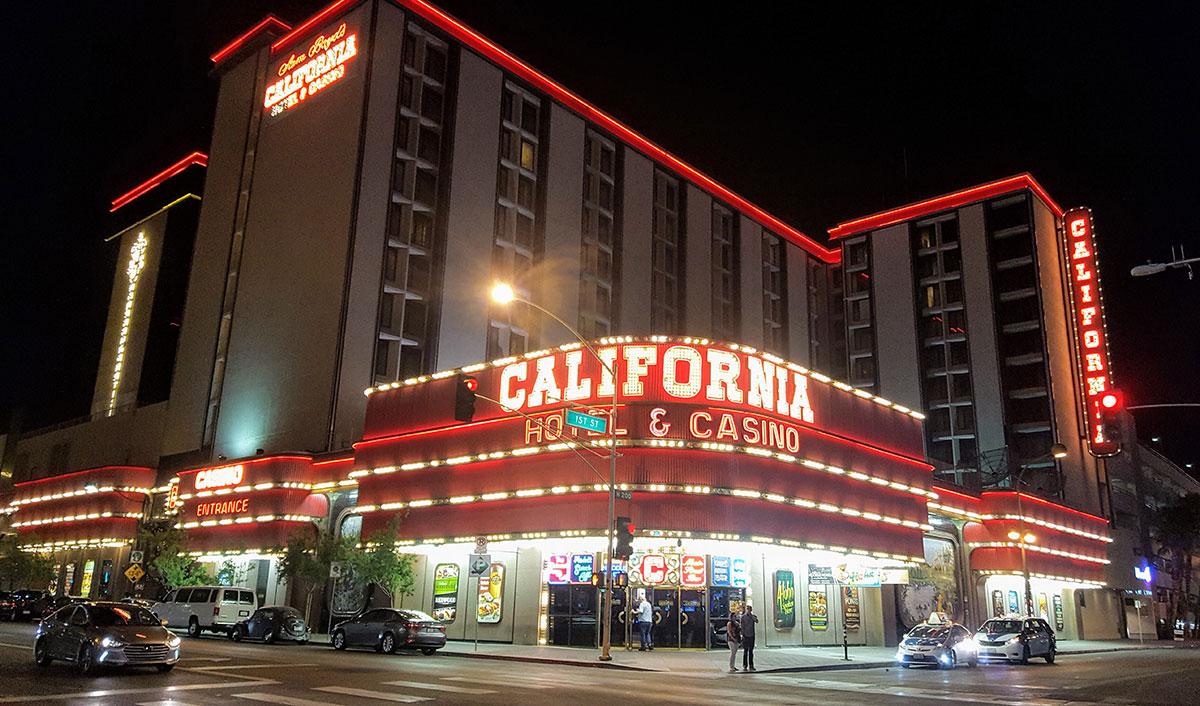 Hôtel Casino road trip Maman Dream