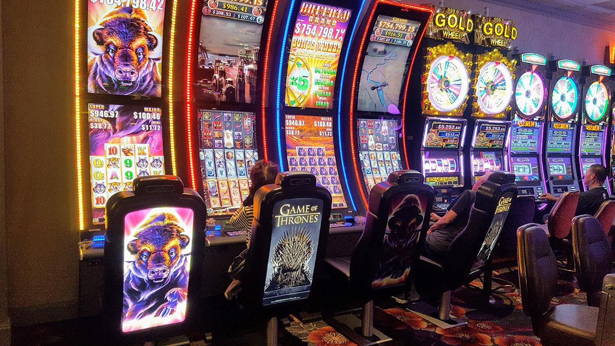 Jeux machine casino road trip Maman Dream